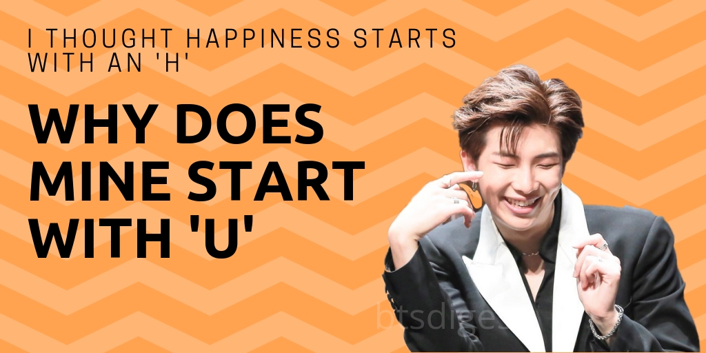 kim namjoon bts pick up lines