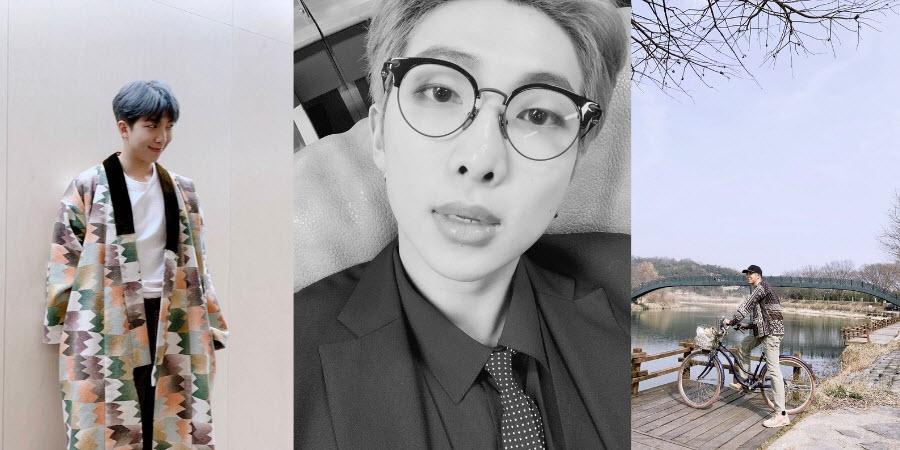 RM Profile: Get To Know Kim Namjoon